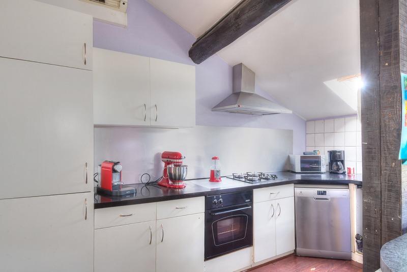 Appartement à rénover de 81  m2 - Gravelotte (57130)