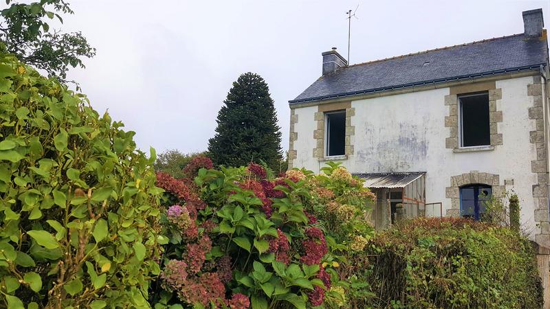 Maison à rénover de 60  m2 - Guern (56310)