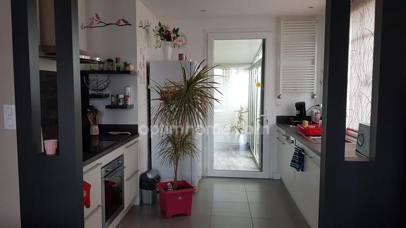 Maison individuelle de 120  m2 - Coutras (33230)