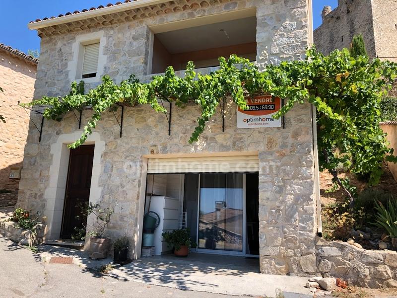 Maison en pierre de 63  m2 - Gréoux-les-Bains (04800)