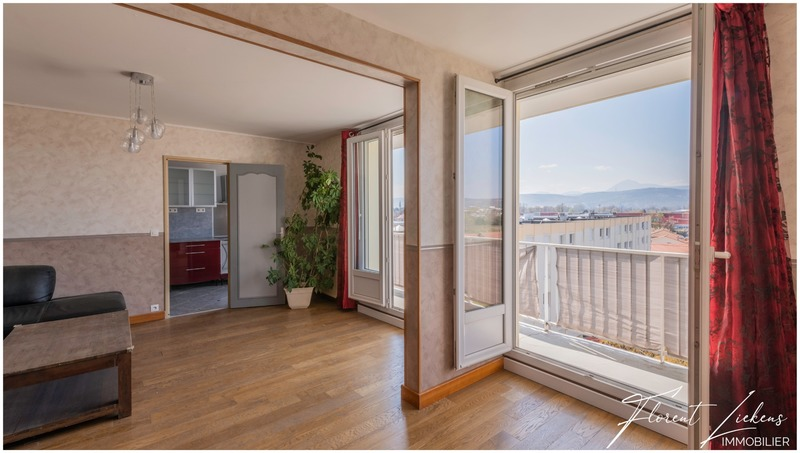 Appartement de 93  m2 - Gerzat (63360)