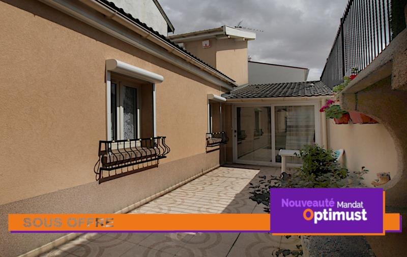 Maison de ville de 50  m2 - Reims (51100)