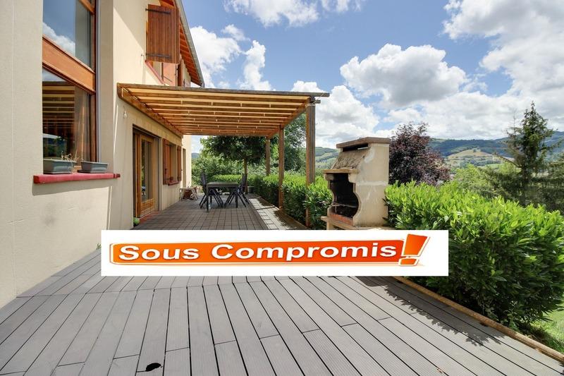 Maison de 140  m2 - Saint-Genis-l'Argentière (69610)