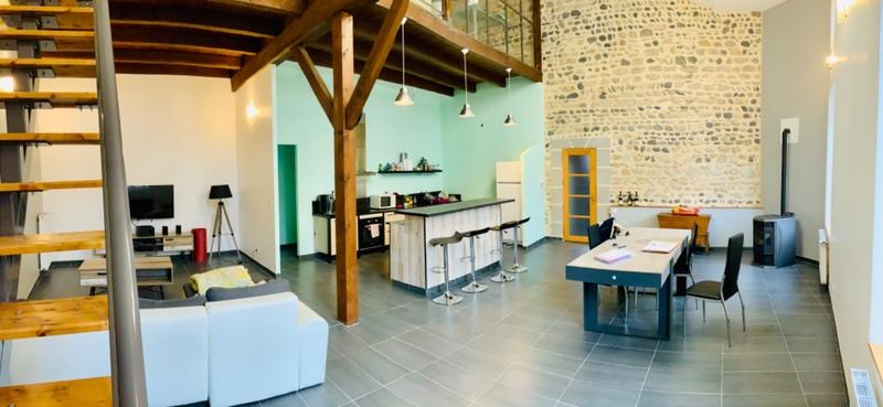 Maison rénovée de 220  m2 - Issoire (63500)