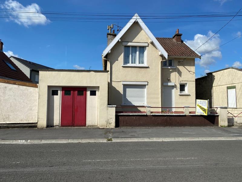 Maison à rénover de 85  m2 - Biache-Saint-Vaast (62118)