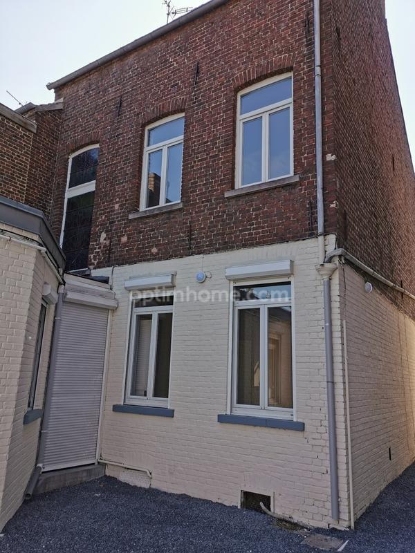Maison de ville de 140  m2 - Valenciennes (59300)