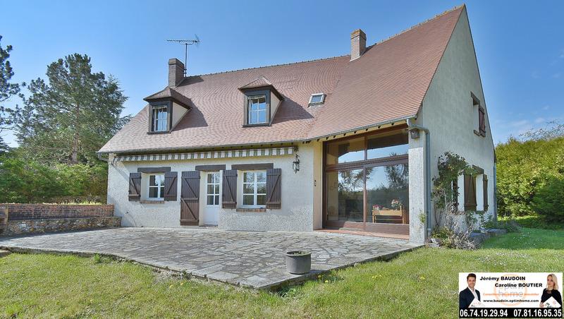 Maison de 156  m2 - Nogent-le-Roi (28210)