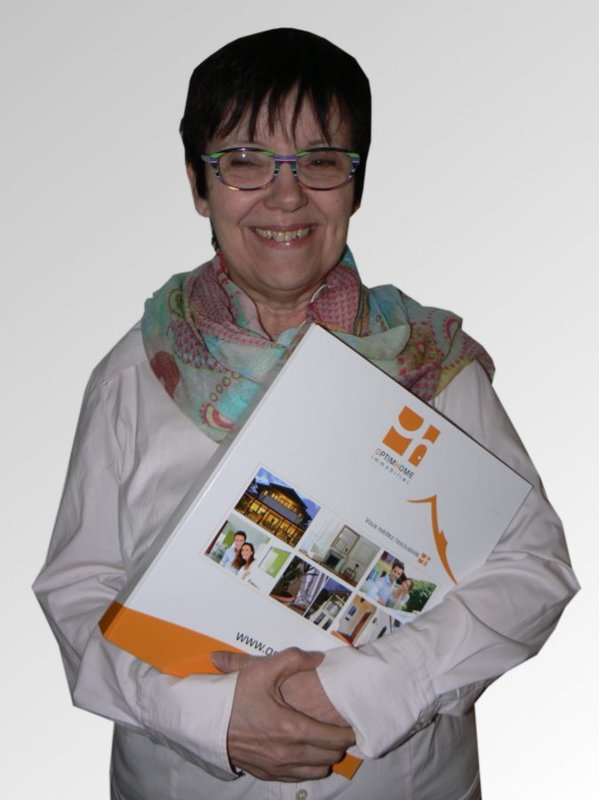 Conseiller immobilier Optimhome Annie CAILLAT