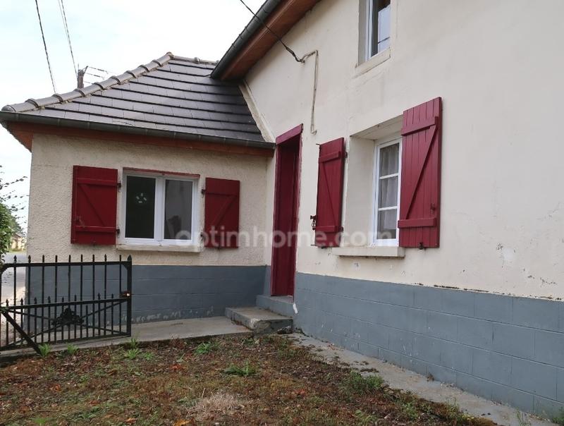 Maison de village de 85  m2 - Oisemont (80140)