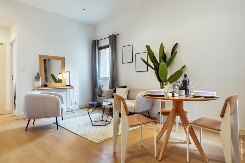 Appartement de 31  m2 - Bordeaux (33000)