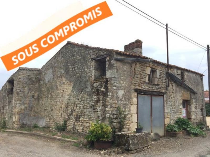 Maison en pierre de 120  m2 - Thiré (85210)
