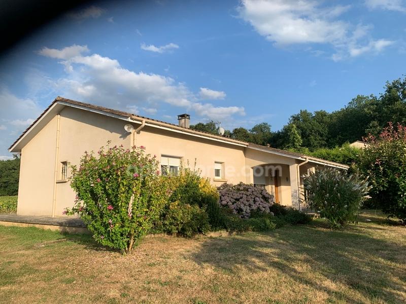 Maison plain-pied de 108  m2 - Lalinde (24150)