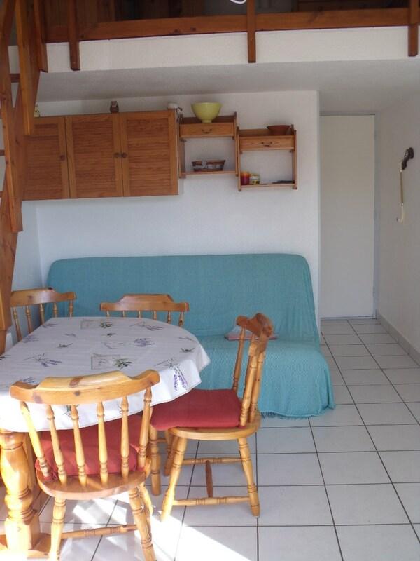 Appartement en résidence de 33  m2 - Agde (34300)