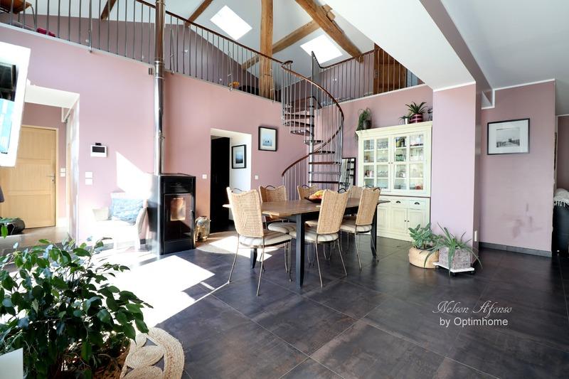 Maison de village de 213  m2 - Champenoux (54280)