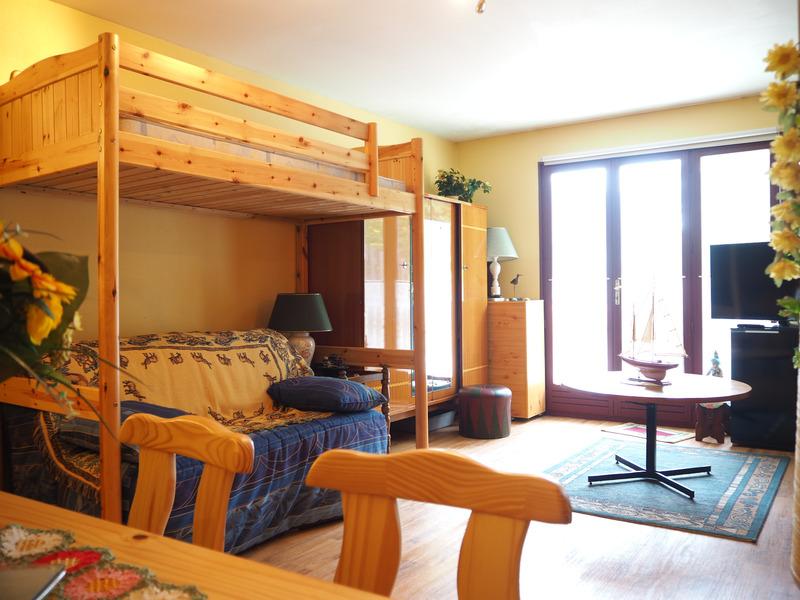 Appartement en résidence de 32  m2 - Cabourg (14390)