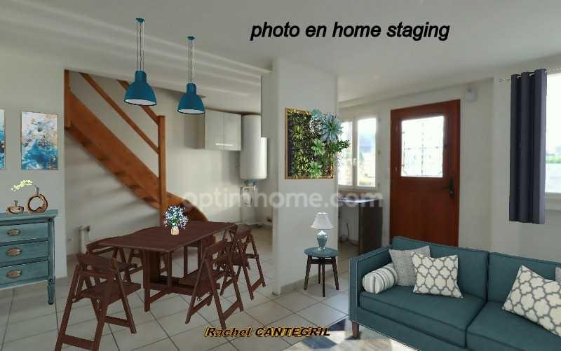 Maison de village de 46  m2 - Seychalles (63190)