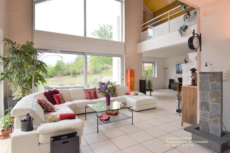 Villa d'architecte de 419  m2 - Strasbourg (67100)