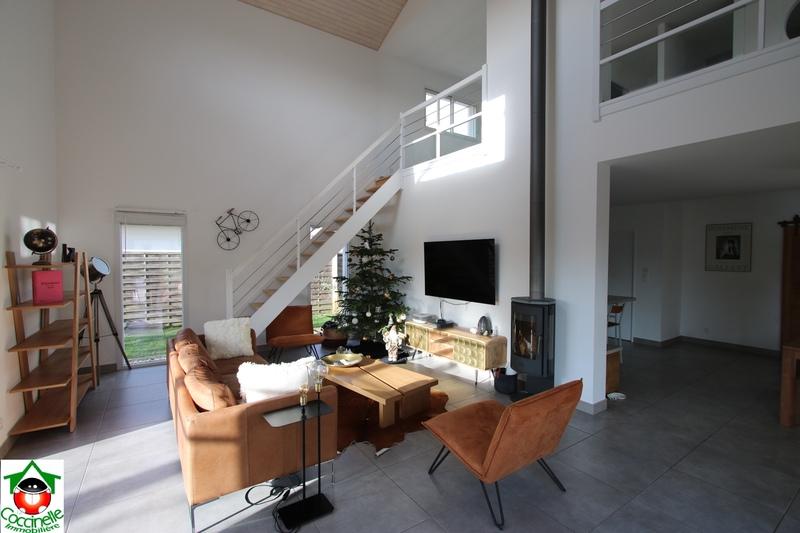 Maison contemporaine de 220  m2 - Sanguinet (40460)