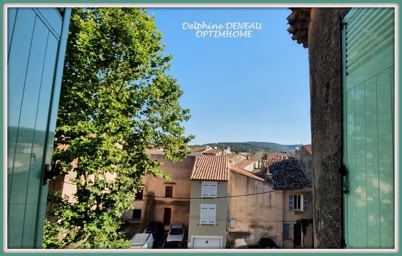 Maison de village de 118  m2 - Besse-sur-Issole (83890)