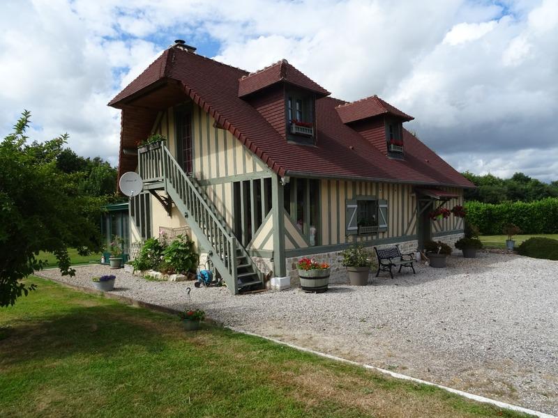 Maison de 140  m2 - Les Authieux-sur-Calonne (14130)