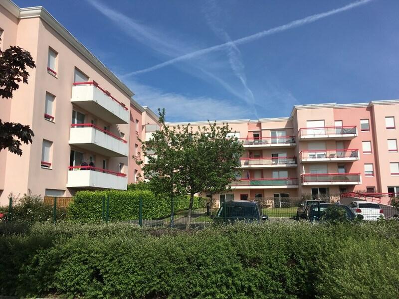 Appartement en résidence de 64  m2 - Dijon (21000)