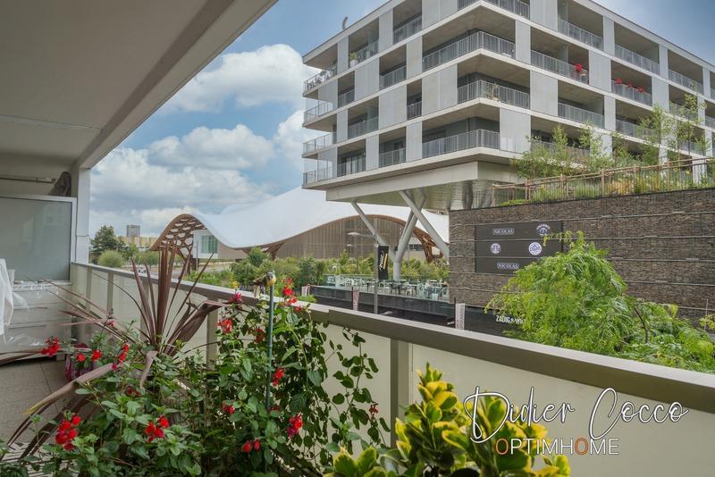 Appartement en résidence de 62  m2 - Metz (57000)