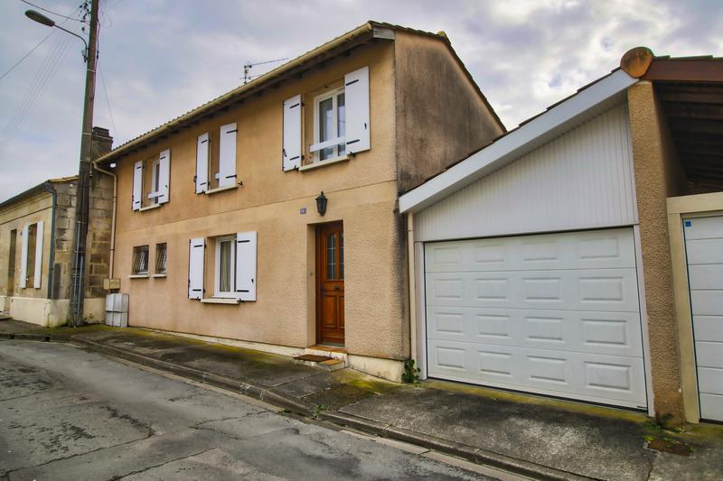 Maison de ville de 98  m2 - Libourne (33500)