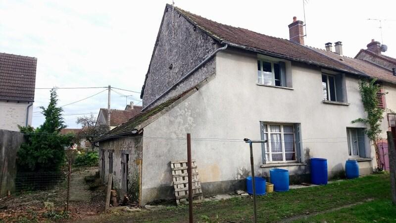 Maison en pierre de 117  m2 - Sainte-Colombe (77650)