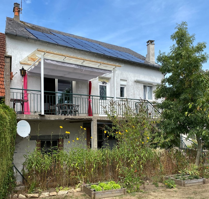 Maison de ville de 190  m2 - Dun-le-Palestel (23800)