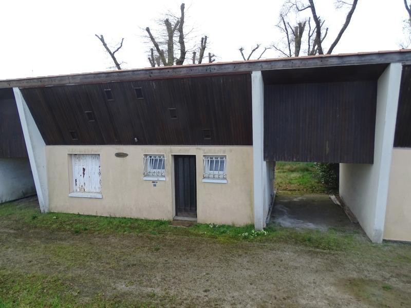Appartement en rez-de-jardin de 36  m2 - Hinx (40180)