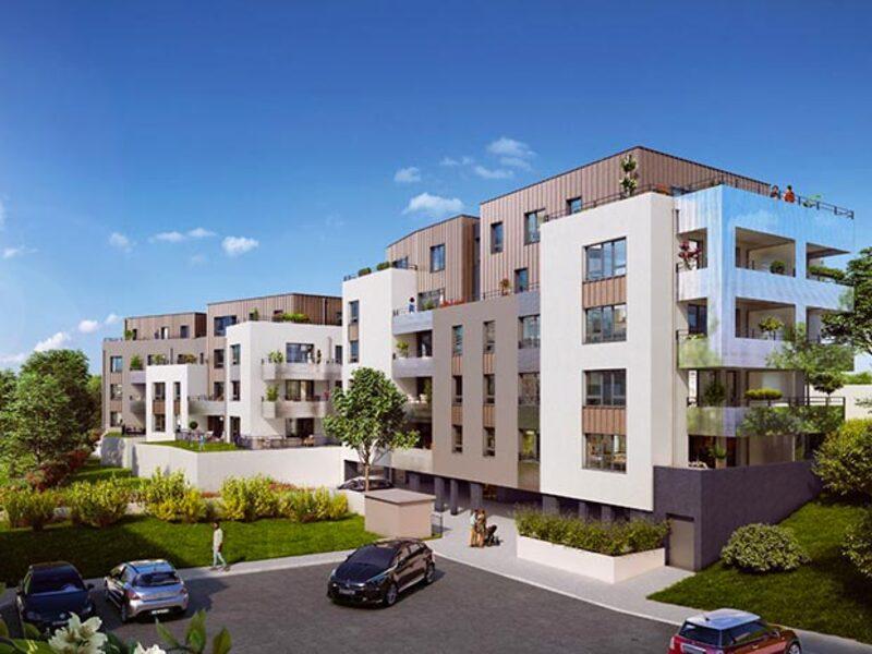 Appartement de 73  m2 - Illkirch-Graffenstaden (67400)