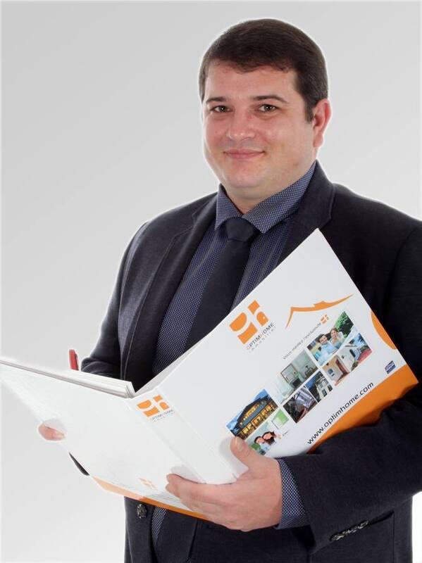 Conseiller immobilier Optimhome Jonathan CORNET