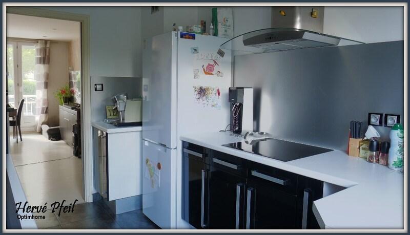 Appartement en résidence de 63  m2 - Claix (38640)