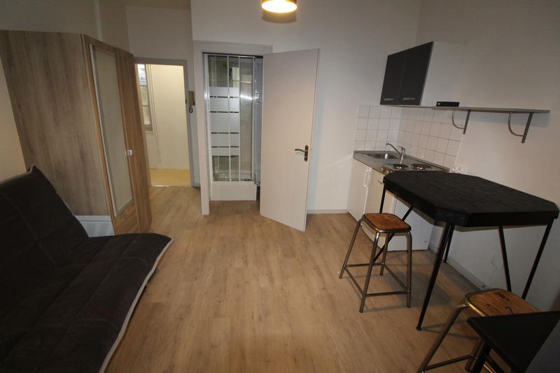 Appartement rénové de 18  m2 - La Roche-sur-Yon (85000)