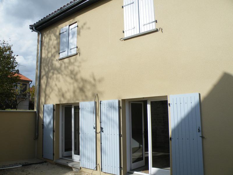 Maison en frais réduits de 93  m2 - Issoire (63500)