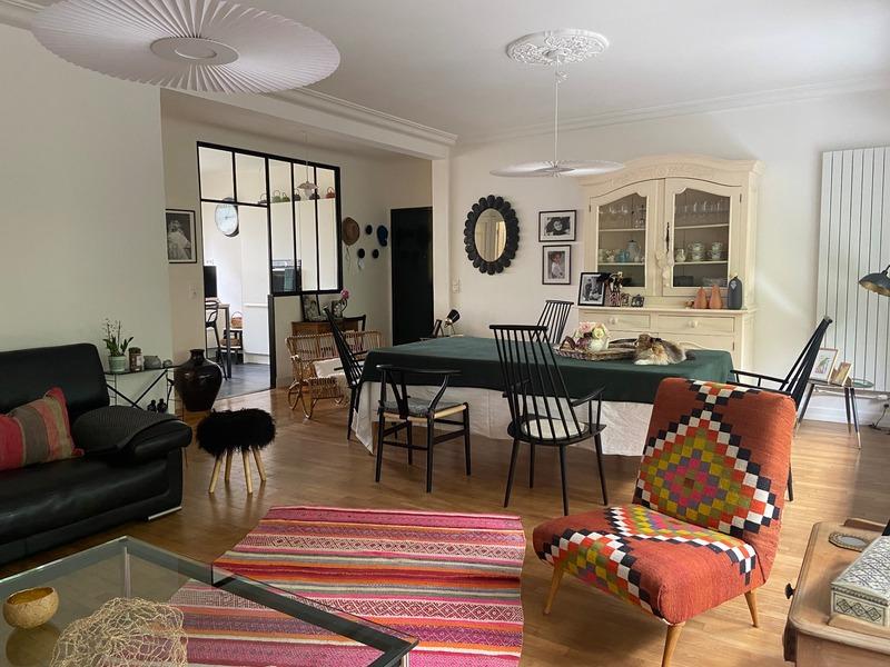Appartement rénové de 108  m2 - Lorient (56100)