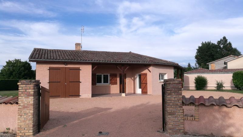 Villa de 110  m2 - Grièges (01290)