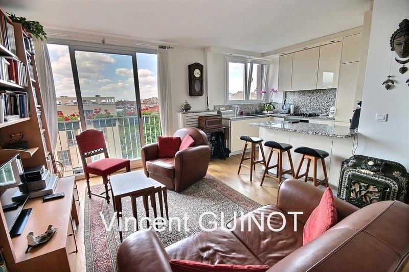Appartement de 54  m2 - Saint-Germain-en-Laye (78100)