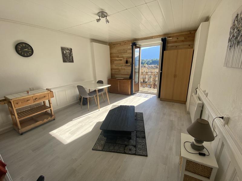 Appartement en résidence de 24  m2 - Aix-les-Bains (73100)