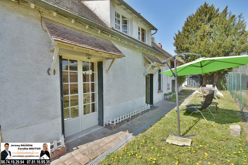 Maison de 82  m2 - Nogent-le-Roi (28210)