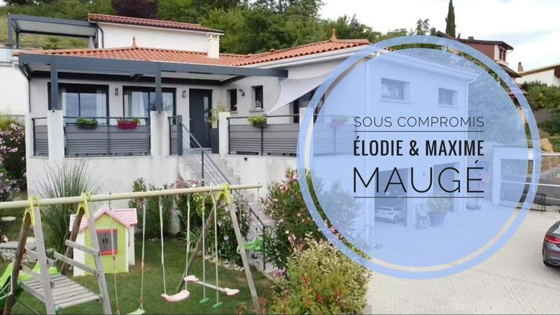 Maison de 150  m2 - Toussieu (69780)
