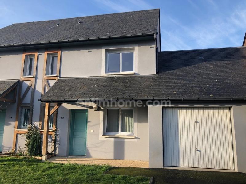 Maison en résidence de 84  m2 - Honfleur (14600)
