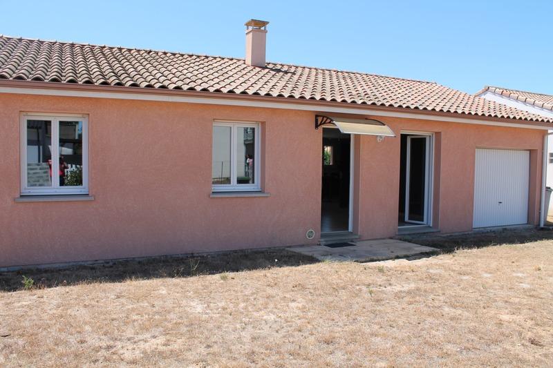 Maison de 86  m2 - Saint-Pierre-du-Mont (40280)