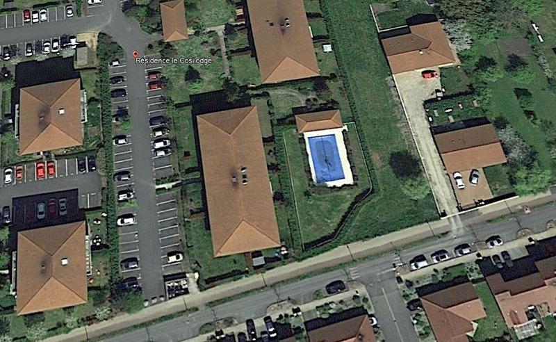 Appartement en résidence de 39  m2 - Cusset (03300)