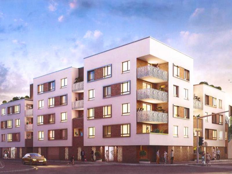 Appartement de 40  m2 - Illkirch-Graffenstaden (67400)