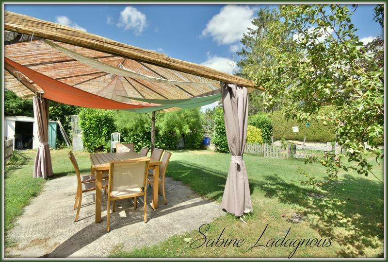 Maison de village de 140  m2 - Les Ormes (86220)