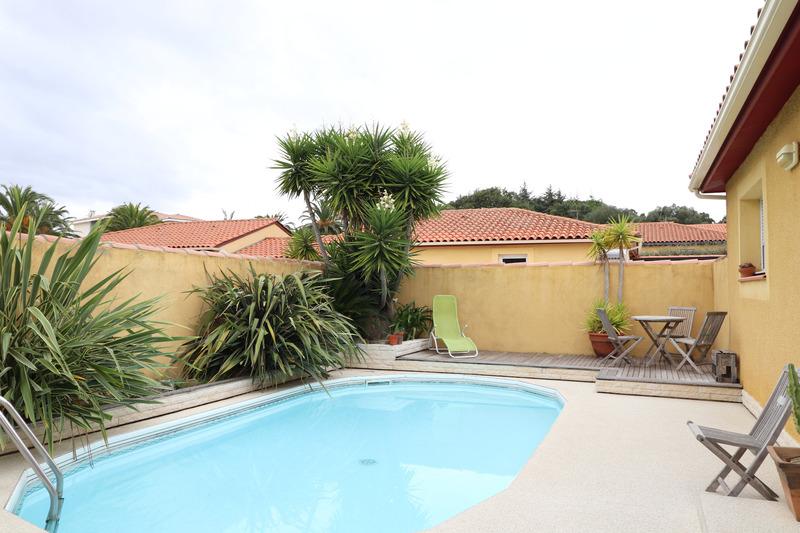 Maison de 82  m2 - Canet-en-Roussillon (66140)