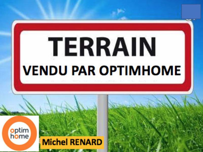 Terrain constructible de   m2 - Le Blanc-Mesnil (93150)