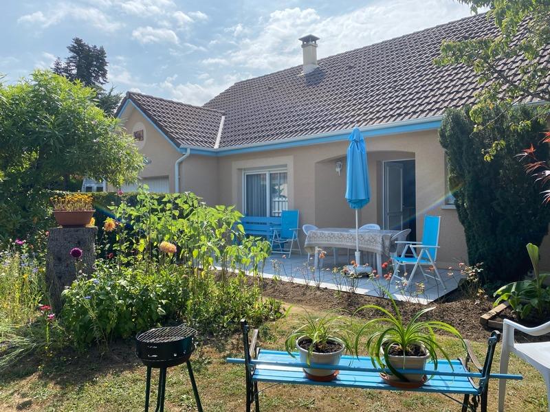 Maison de ville de 115  m2 - Dun-le-Palestel (23800)