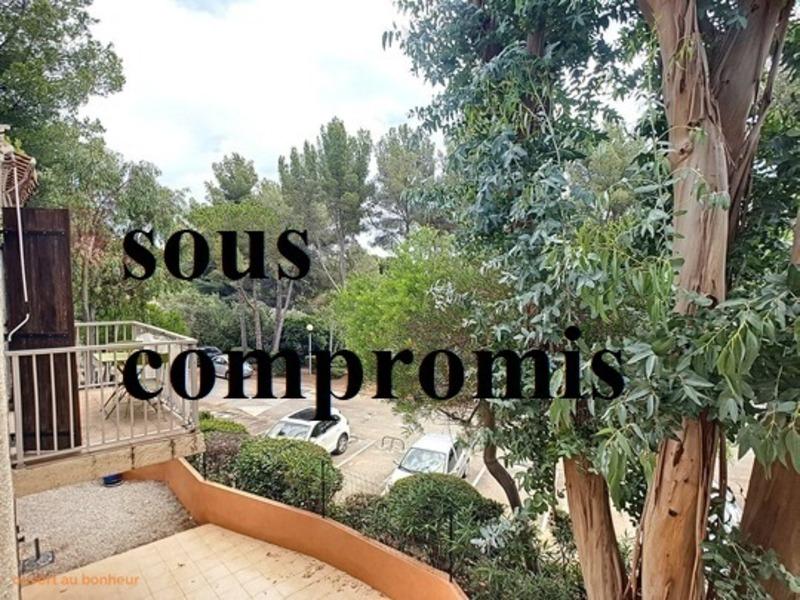 Appartement de 28  m2 - Saint-Cyr-sur-Mer (83270)